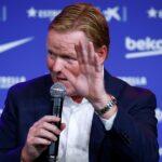 Barcelona: Ronald Koeman habla sobre la salida de Luis Suárez