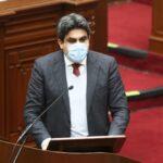 Congreso: Cinco bancadas no respaldan moción de censura contra Martín Benavides