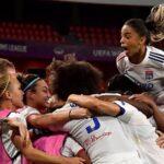 Lyon busca su quinto título en la Liga de Campeones (f) ante el Wolfsburgo