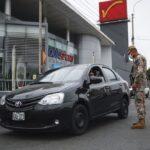 Domingos: Nuevo pase vehicular será necesario para movilizarse