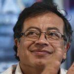 Opositor colombiano Petro, precandidato presidencial de la Unión Patriótica