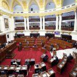 Congreso de la República: Sesión del Pleno continúa este martes