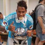 Sporting Cristal oficializó la salida de Ray Sandoval