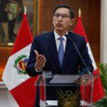 Presidente Vizcarra confirma que formará nuevo Gabinete (VIDEO)