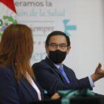 Vizcarra afirma que salud es prioridad en el presupuesto 2021