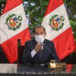 Somos Perú dará voto de confianza al Gabinete que preside Martos