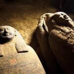 Descubren en Egipto 13 sarcófagos de 2.500 años de antigüedad (VIDEO)
