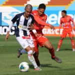 Liga 1: Alianza Lima continúa sin ganar, empata 1-1 con César Vallejo por la fecha 13