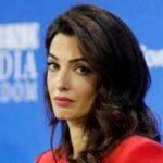 Amal Clooney renuncia a representar al Reino Unido por violación del Brexit
