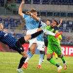 Serie A italiana: Atalanta en partido postergado golea 4-1 al Lazio