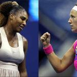 Azarenka elimina a Serena Williams y jugará contra Osaka la final del US Open (Videos)