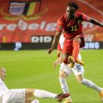Liga de Naciones: Bélgica sin Hazard ni Lukaku golea 5-1 a Islandia