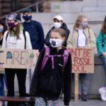 Greta Thunberg encabeza manifestación de Fridays for Future en Estocolmo (VIDEO)