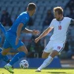 Liga de Naciones: Inglaterra con penal en tiempo añadido derrota 1-0 a Islandia