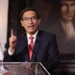 Ipsos: 78% opina que presidente Vizcarra debe seguir en el cargo