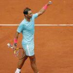 Nadal accede por la vía rápida a tercera ronda del Roland Garros (video)