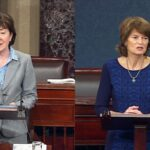 Dos senadoras republicanas rechazan cubrir vacío en Supremo antes de comicios