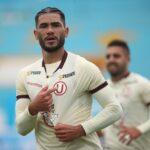 Ejemplo de Lolo: Jonathan Dos Santos no jugará por otro club que no sea la 'U'