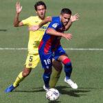 Liga Santander: Villarreal remonta y se impone 2-1 frente al Eibar