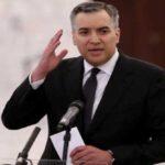 El primer ministro designado del Líbano renuncia