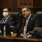 Frente Amplio pide censura de Mesa Directiva y de presidente de Fiscalización