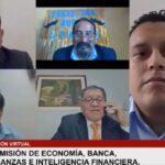 AFP: Comisión de Economía del Congreso debate devolución de aportes