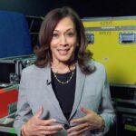 Kamala Harris: No confiaría en Donald Trump sobre posible vacuna