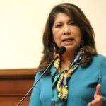 ANP- Ilo rechaza expresiones de congresista Martha Chávez