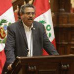 Congreso: Pleno rechazó admitir a trámite moción de censura a Manuel Merino