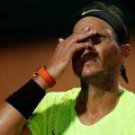 Nadal se rinde ante Schwartzman en los cuartos de final del Masters 1.000