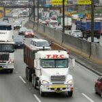 Pico y placa para camiones se reactiva en la Panamericana Sur