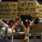 Continúan protestas contra Netanyahu en un Israel confinado