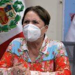 Ministra de la Mujer saluda que Alva se mantenga al frente del MEF