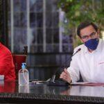 Vizcarra exhorta al Congreso a aprobar este mes reforma electoral (VIDEO)