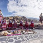 Valle del Colca: Simpáticas llamas listas para llevarte a recorrer atractivos de Callalli