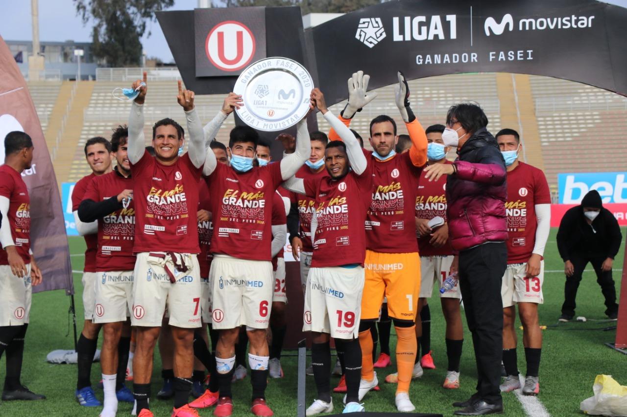 Universitario vs. Cusco FC - Reporte del Partido - 19 octubre, 2020