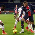 Ligue 1 de Francia: París Saint Germain golea (4-0) al colero Dijon