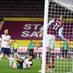 Premier League: Tottenham logra una sufrida victoria (1-0) ante el Burnley