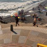 Alcaldes de Miraflores, Barranco y Chorrillos ratifican urgencia de cerrar las playas