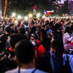 Unión Europea felicita a Chile por respuesta democrática a peticiones del pueblo