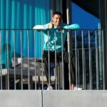 Covid-19: Cristiano Ronaldo viaja a Turín en un avión ambulancia