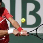 Roland Garros: Djokovic sin contemplaciones a tercera ronda  (video)