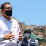Presidente Martín Vizcarra desmiente pagos de Obrainsa (VIDEO)