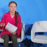 Elecciones EEUU: Greta Thunberg pide el voto para Joden Biden