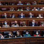 Congreso español aprueba el estado de alarma hasta el 9 de mayo