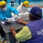 Trujillo: Atienden a más de 200 vendedores de diarios en campaña médica