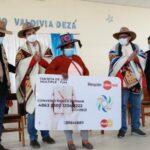Cusco: Entregan tarjetas multiuso de S/ 1.000 a población de Espinar