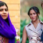 Malala y duques de Sussex debaten la importancia de la educación femenina