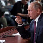Putin dice que Rusia trabajará con quienquiera gane elecciones en EEUU