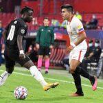 Champions League: Sevilla logra su primer triunfo (1-0) frente al Rennes